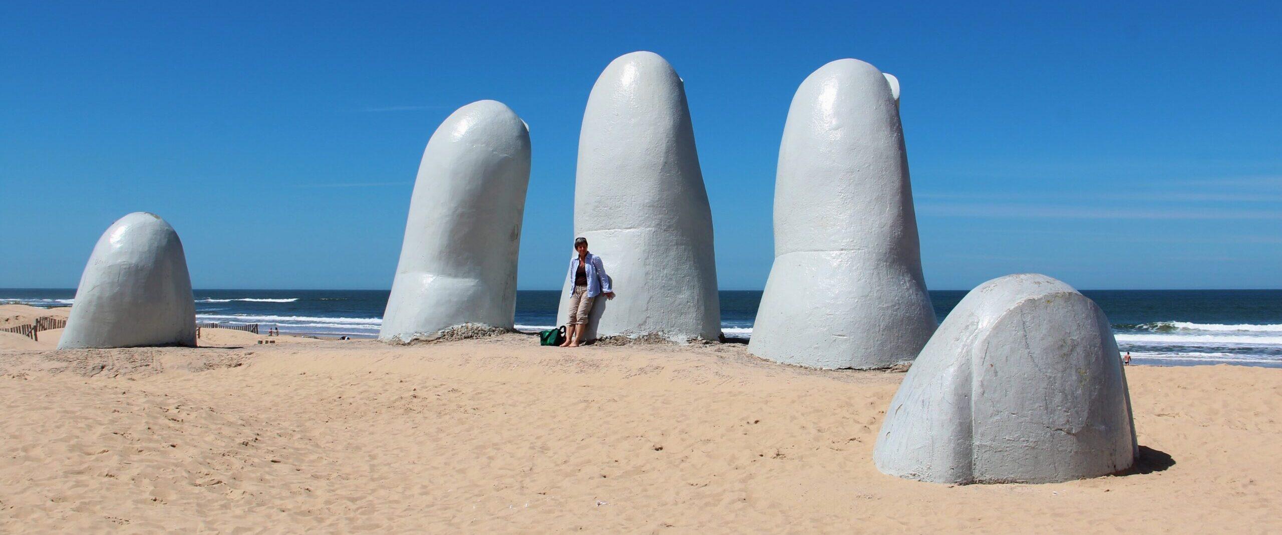 03 – Von Zweien, die auszogen und Uruguay kennen lernten.