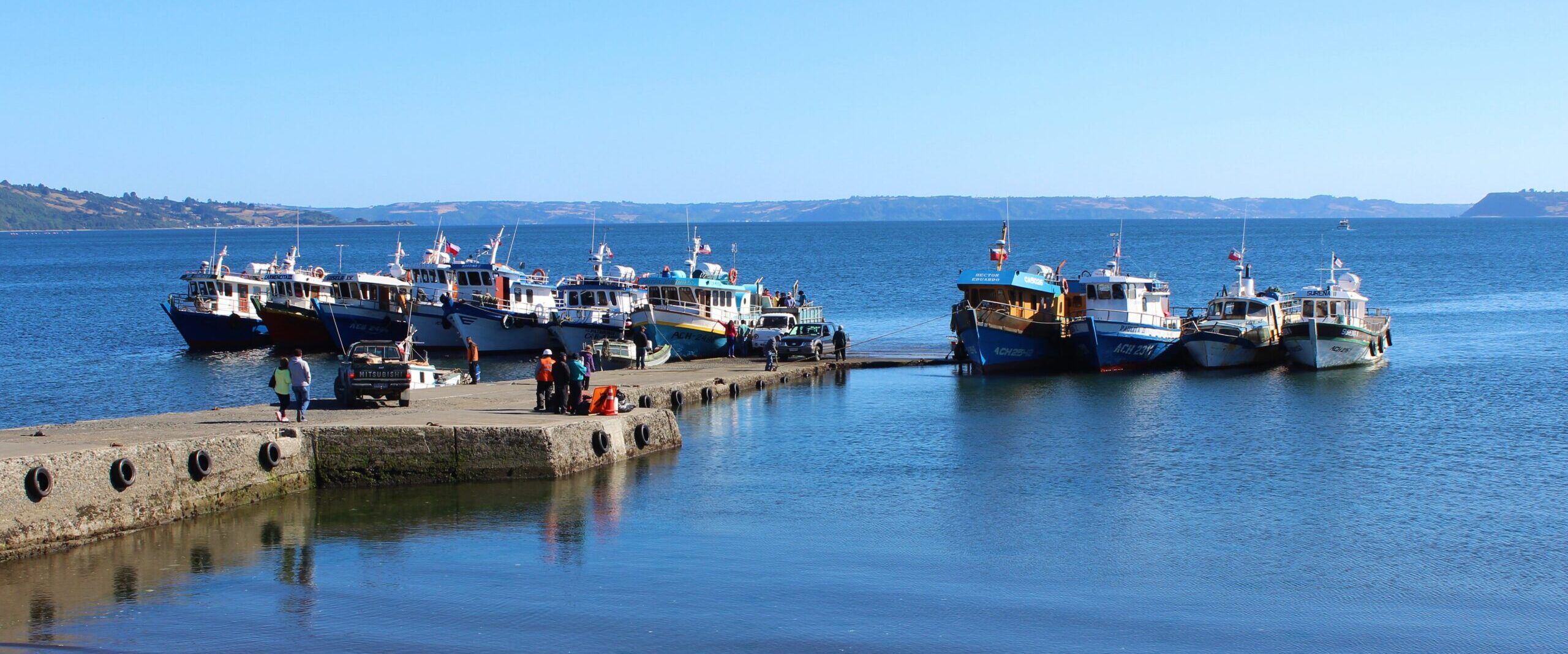 09 – Besuch der Pazifikinsel Chiloe