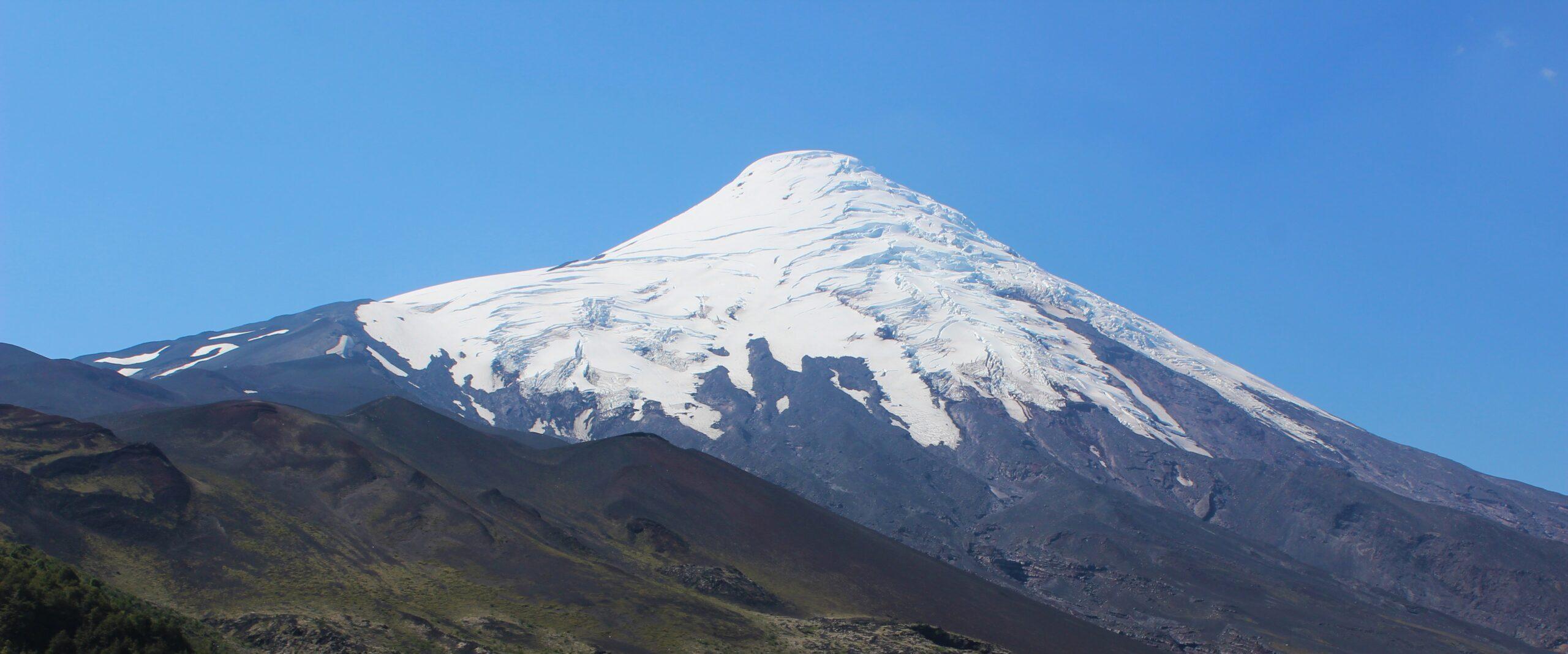 10 – Besteigung des Vulkanes Osorno
