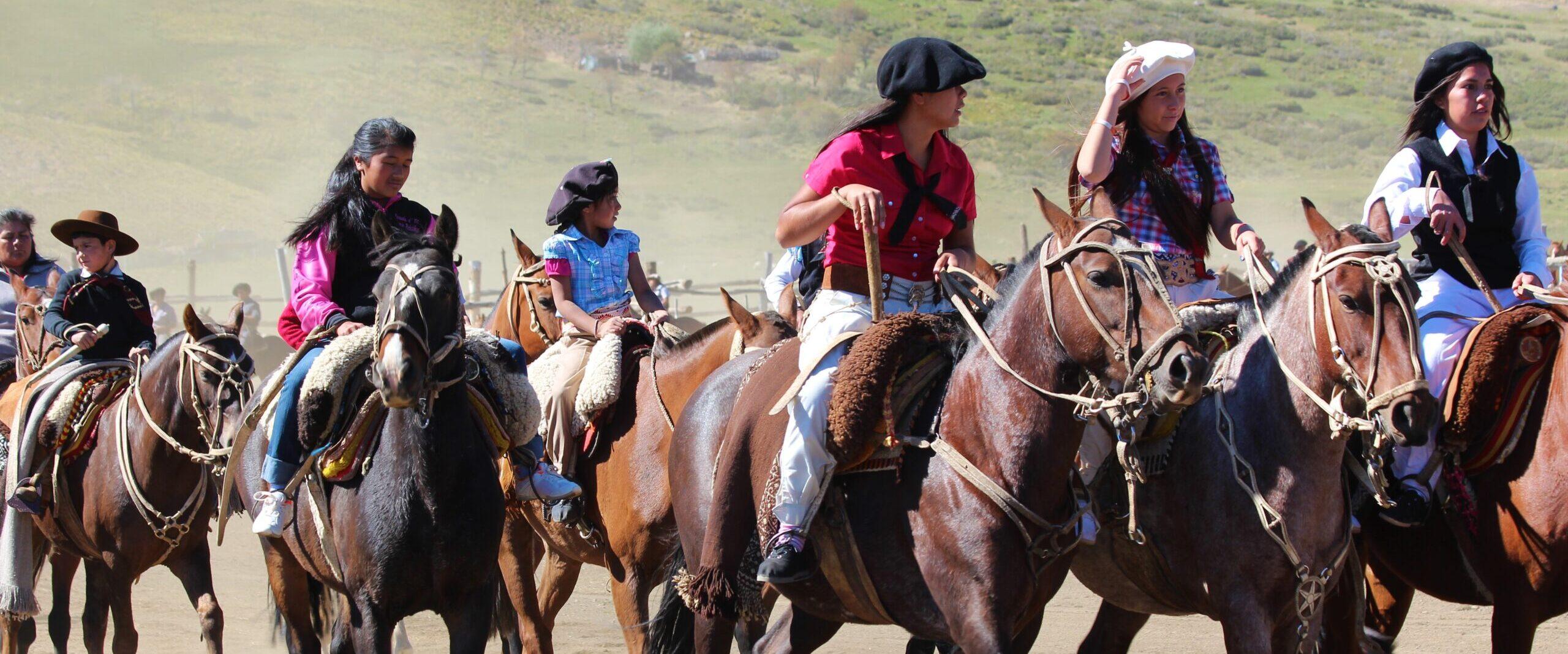 12 – Gauchofest mit Mapuche Traditionen
