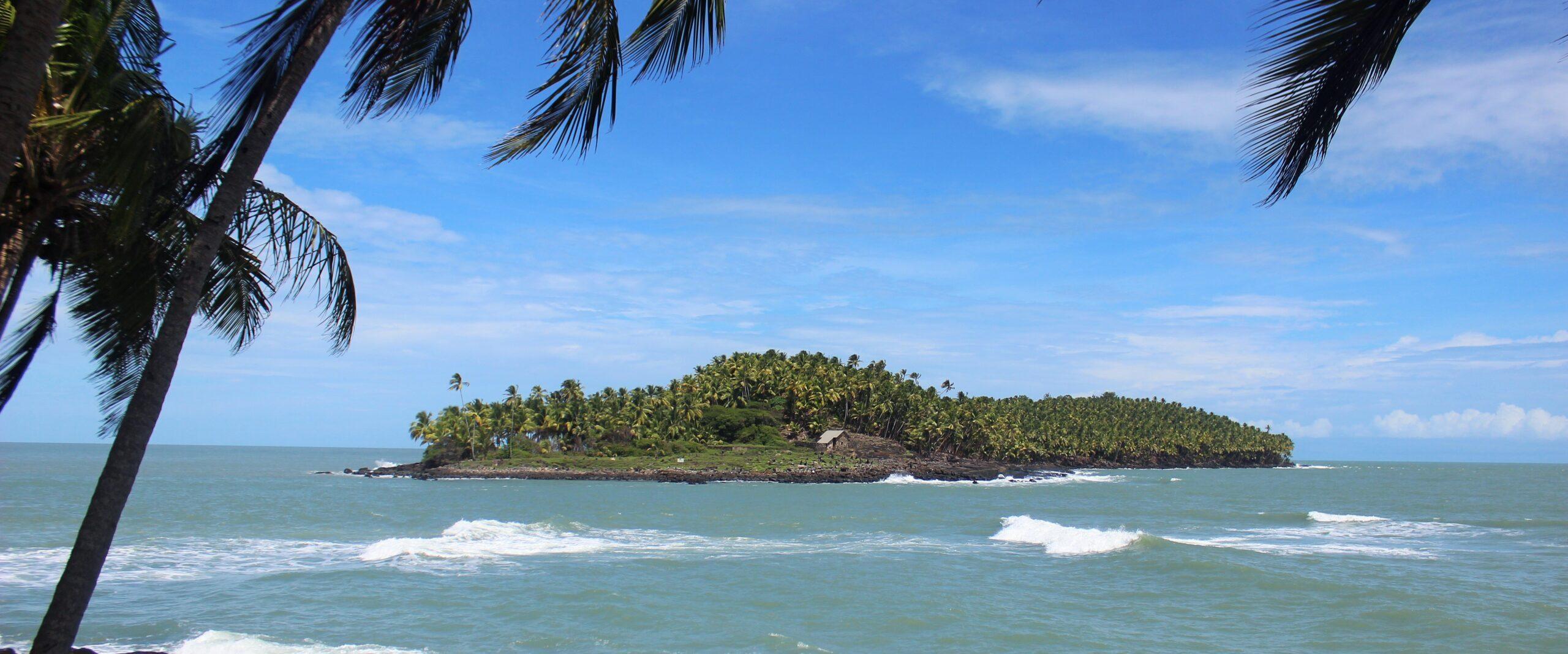 33 – Französisch Guyane und Martinique