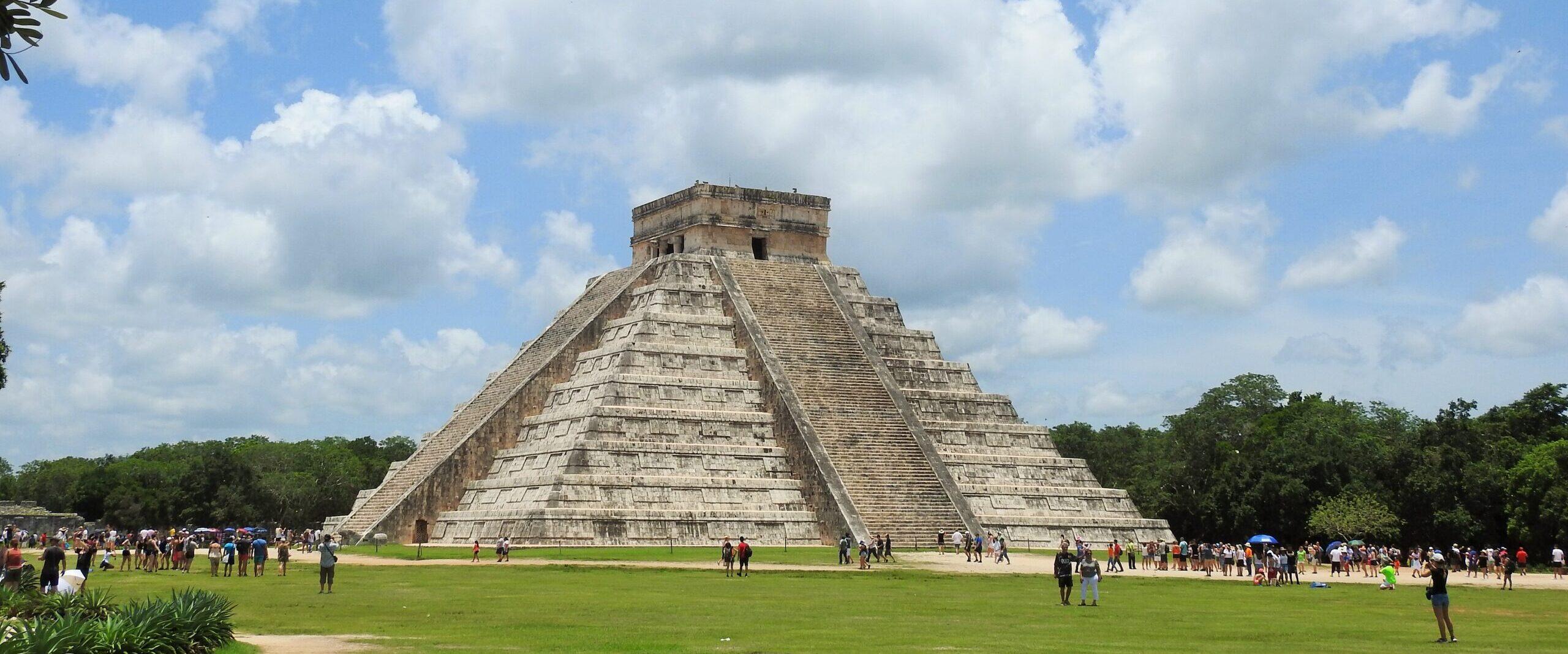 58 – México – Halbinsel Yucatán und Südméxico