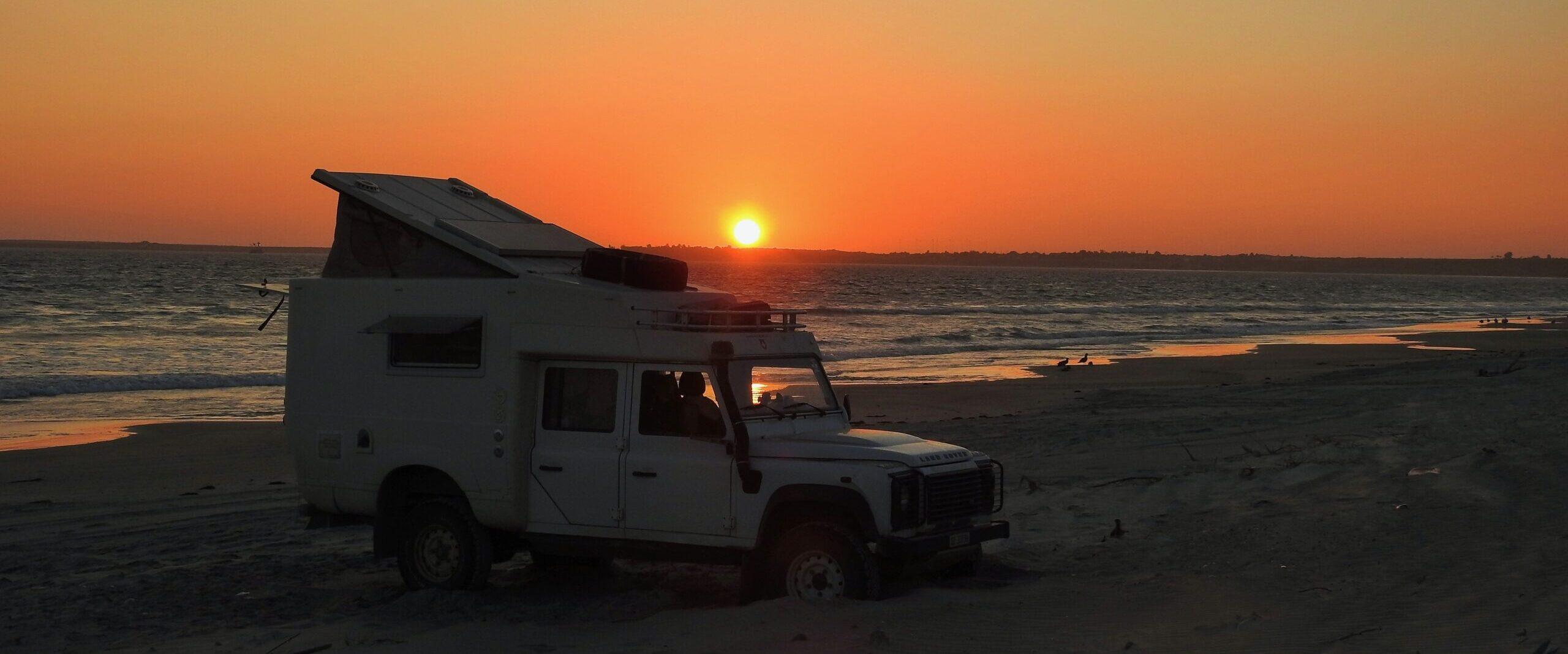 63 – México – Baja California oder Wieviel Abenteuer ertragen wir?