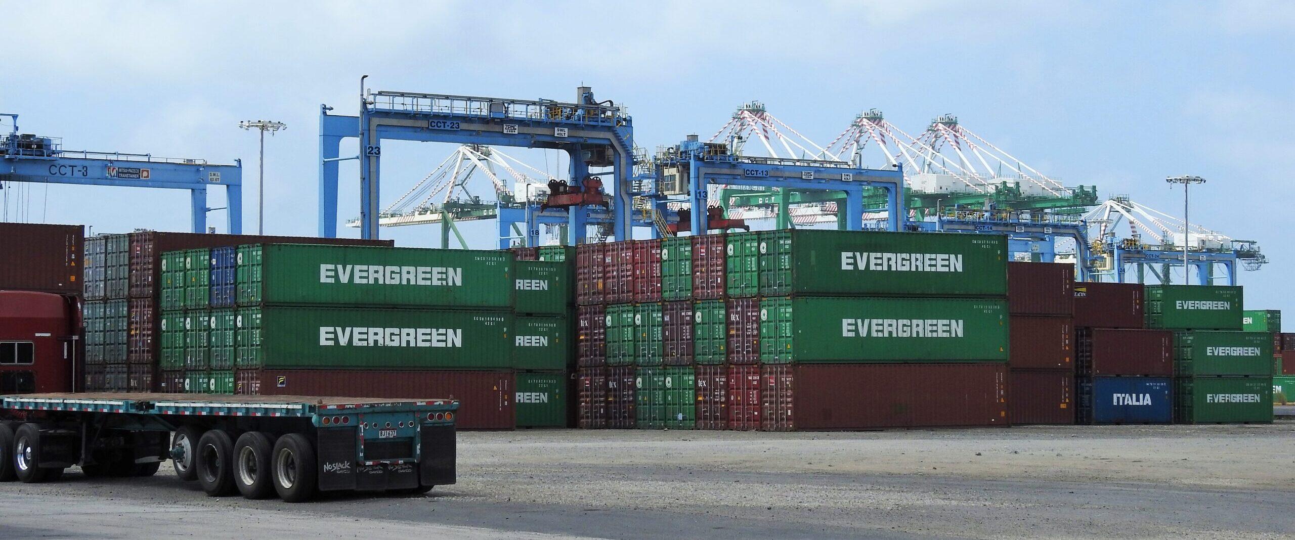 05 – Containerverschiffung von Cartagena (Kolumbien) nach Colón (Panama)