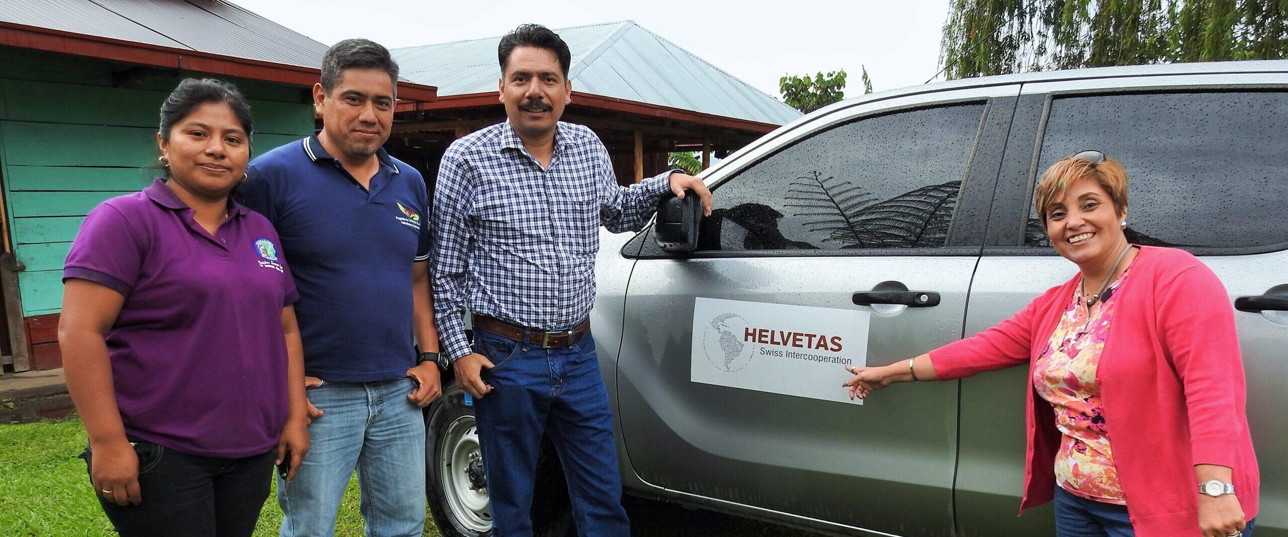 07 – Begegnungen mit Helvetas Guatemala
